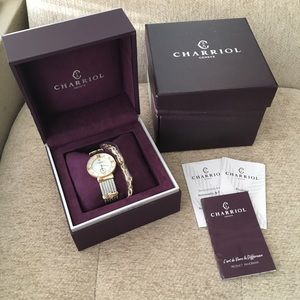 Authentic Charriol Women's St. Tropez Watch
