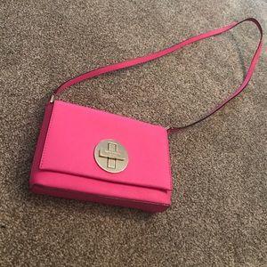 Kate Spade pink satchel