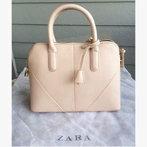 🆕 Zara Woman Mini City Satchel