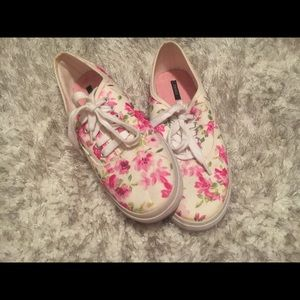 Forever 21 sneakers
