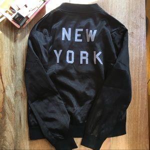 ⚡️🚨Brandy Melville New York Bomber