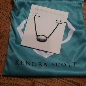 NWT Kendra Scott Elisa Pendant Necklace