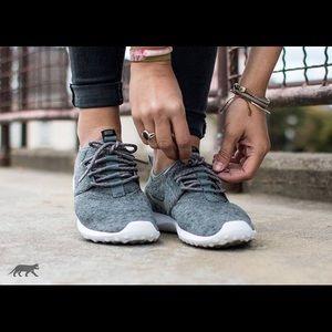 Nike customized juvenate tech fleece sneakers