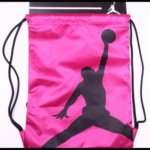 nike string backpack