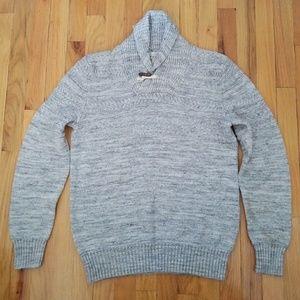 H&M L.O.G.G. Sweater w/Toggle