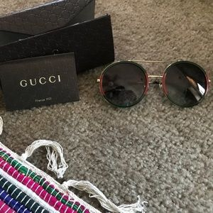 Brand new Gucci rounds !!