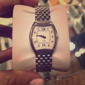 Bedat diamond point face watch
