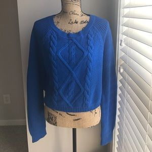 NWT Express Knit Sweater