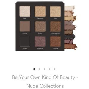 BNIB Realher eyeshadow palette I