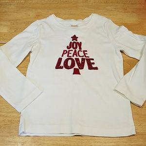 Girl's Long Sleeve Shirt by Gymboree Sz 5
