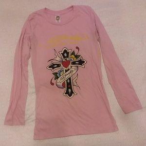 Bubblegum Pink Shirt