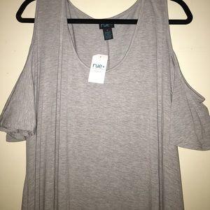 Tunic dress or long shirt