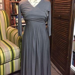 NWOT Cato Size XS gray dress
