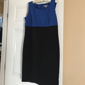 Danny and Nicole Two Toned Dress Size 10