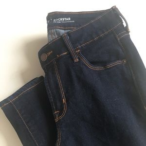 Old Navy Rockstar Jeans (Size 4)