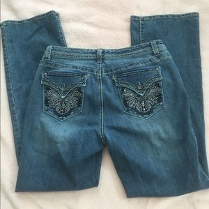 Cute Nine West Jeans size 10/30