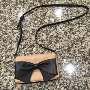 NWOT Kate Spade bow purse