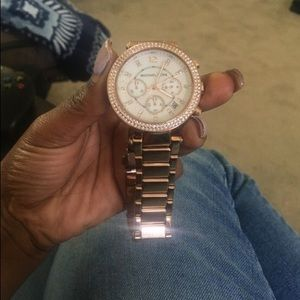 Woman Mk watch
