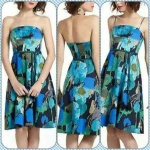 Anthropologie's Vanessa Virginia shadeflower dress
