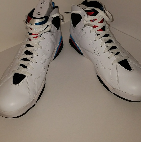 separation shoes 588a9 ff4ac ... denmark air jordan 7 orion blue 9d613 cf673