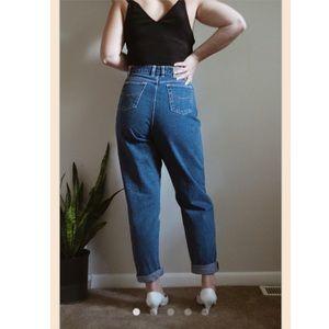 Denim - Classic Vintage Mom Jean