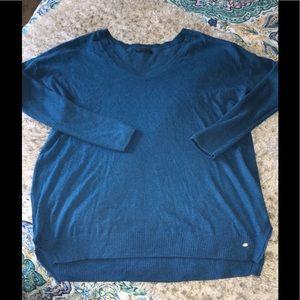 American Eagle V-Neck Sweater Large