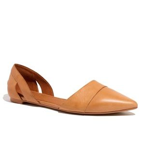 Madewell the D'orsay flats