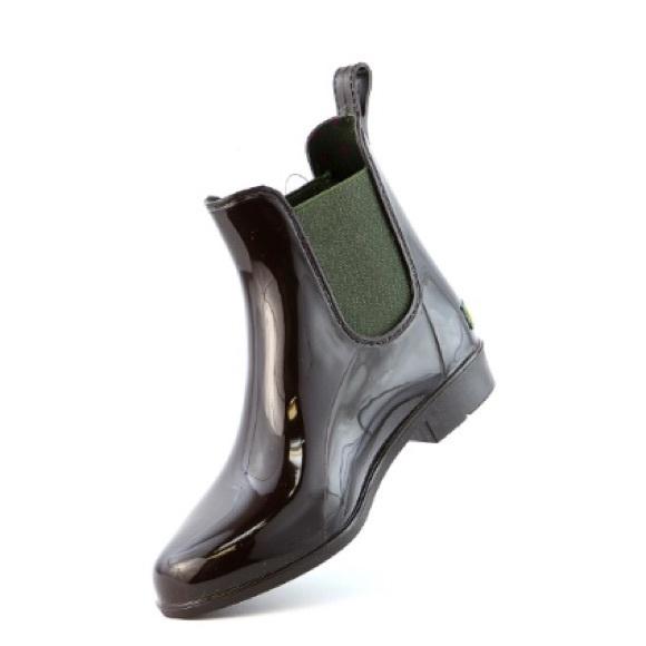 28c75ac3a49 Lauren Ralph Lauren Women's Tally Rain Boot Sz 7