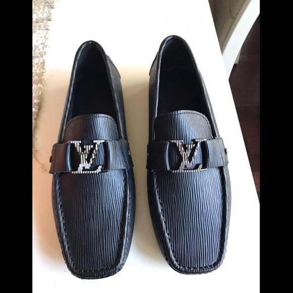 b4d4804f62b Men's Louis Vuitton Loafers size 12