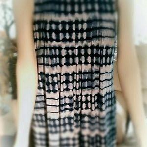 NWOT Calvin Klein Lined Sleeveless Dress