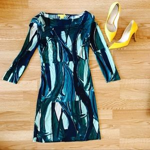 Cathrine Malandrino Printed dress