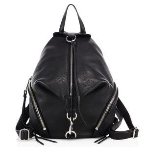 Rebecca Minkoff Medium Julian Backpack in Black