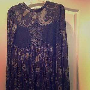 Freepeople long sleeve dress