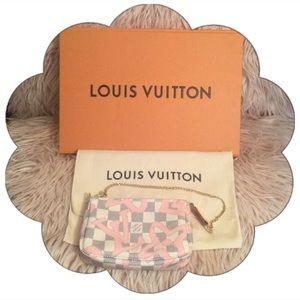 Authentic Louis Vuitton Mini Pochette Tahitienne
