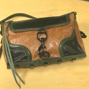 Rebecca Minkoff large leather Cross body bag