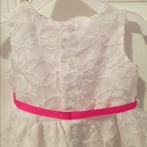 Carter's Dresses - White dress