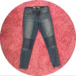 Denim - Cute cropped jeans 🦋