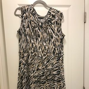 Jones New York A line dress