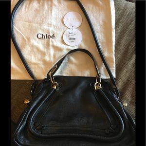 CHLOÉ Paraty - Medium' Leather Satchel