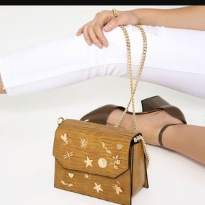 Zara cross body purse