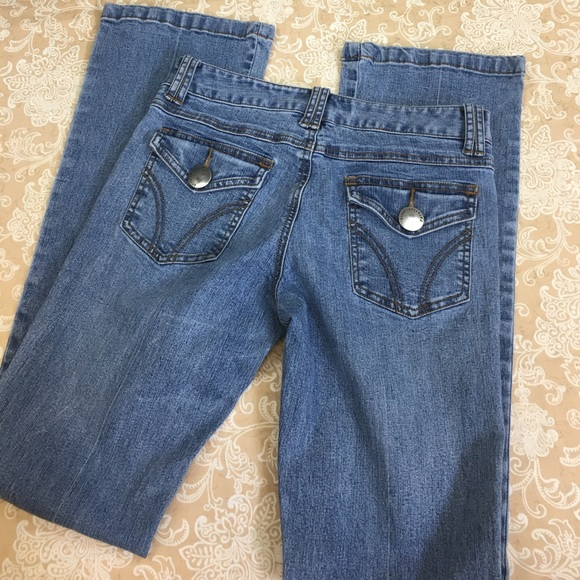 Parallel Denim - Parallel Boot Cut Jeans
