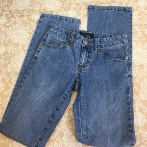 Parallel Jeans - Parallel Boot Cut Jeans