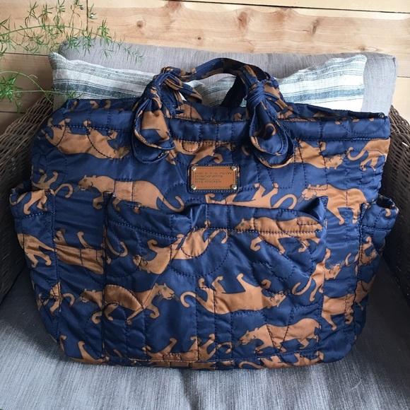 992a50c7968f5 Marc by Marc Jacobs Panther Diaper Bag. M_59c5408e56b2d6587a030d3b