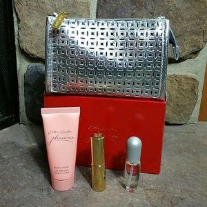 🆕 item...Estee Lauder Pleasures gift set