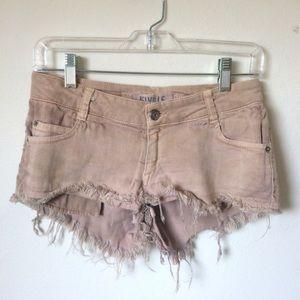 🌊 Brandy Melville Denim shorts ✨