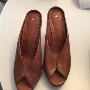 Tan Leifsdottir platform shoes