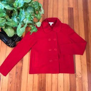Coldwater creek knit jacket