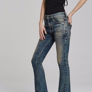 Citizens of Humanity Cropped Vintage Jeans