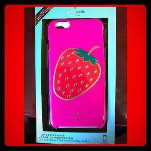 NEW IPhone 7 Plus Kate Spade Phone Case