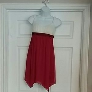 Sweet storm size small homecoming dress